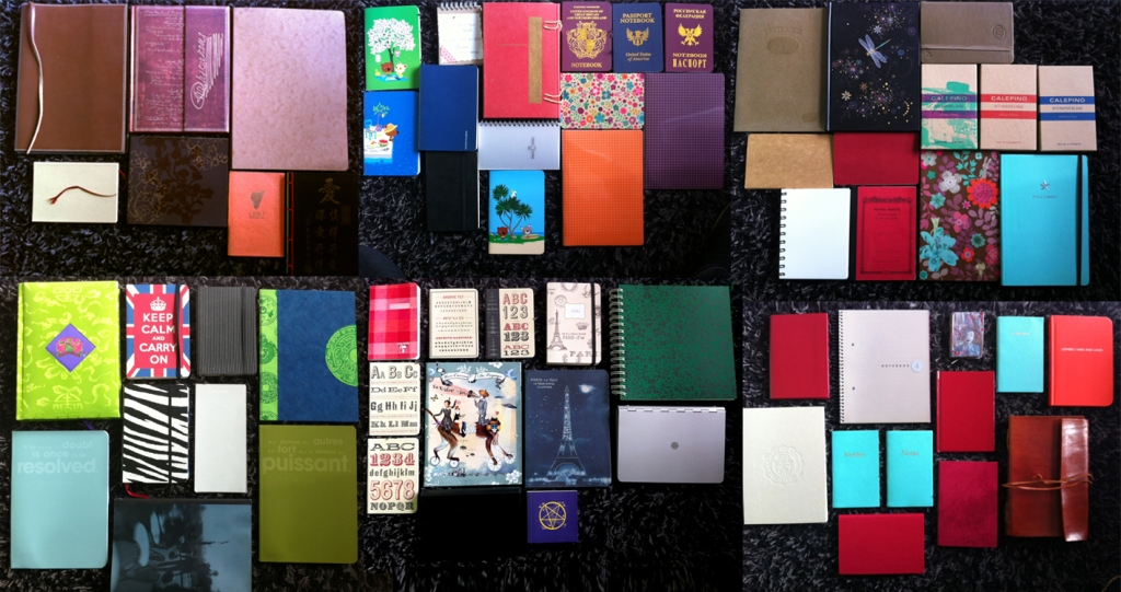 carnets-collection