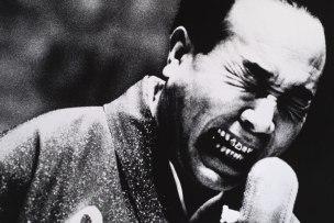 daido-moriyama-entertainer-on-stage-shimizu-1967